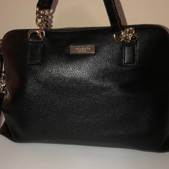 kate spade Handbags - Kate Spade Purse and Dust Bag. Gold Hardware